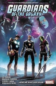 Guardians Of The Galaxy By Al Ewing - Al Ewing (Paperback) - Cover