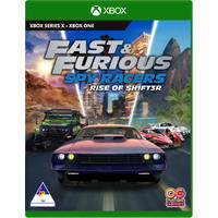 Fast and Furious: Spy Racers Rise Of Sh1ft3r (Xbox Series X / Xbox One)