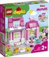 LEGO - Duplo - Disney - Minnie's House and Café (91 Pieces)