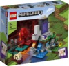 LEGO - Minecraft - Ruined Portal (316 Pieces)