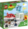 LEGO - Duplo - Airplane and Airport (28 Pieces)