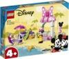 LEGO - Disney 4+ - Minnie Mouse's Ice Cream Shop (100 Pieces)
