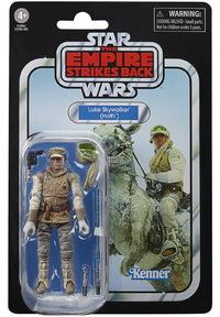 Star Wars: The Empire Strikes Back - Luke Skywalker Figure - Cover