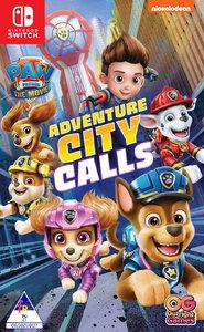 PAW Patrol The Movie: Adventure City Calls (Nintendo Switch)