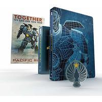 Pacific Rim (Titans Of Cult) (4K Ultra HD + Blu-ray)