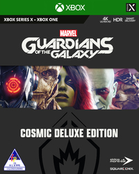 Marvel's Guardians of the Galaxy - Cosmic Deluxe Edition (Xbox Series X / Xbox One)