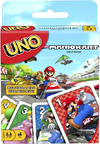Uno - Mario Kart (Card Game)