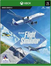 Microsoft Flight Simulator Series X Edition (Xbox Series X)