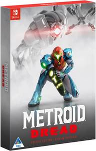 Metroid Dread - Special Edition (Nintendo Switch) - Cover