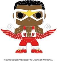 Funko Pop! Pins - Marvel: Falcon - Cover