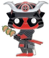 Funko Pop! Pins - Marvel Deadpool - Samurai Deadpool - Cover