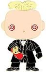 Funko Pop! Pins - Judge Doom: Black Pu Suit