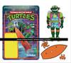 Super7 - Teenage Mutant Ninja Turtles Wave 3 - Sewer Surfer Michelangelo Action Figure