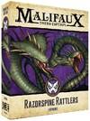 Malifaux - Neverborn: Razorspine Rattler (Miniatures)