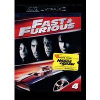 Fast & Furious (2009) (4K Ultra HD + Blu-ray)
