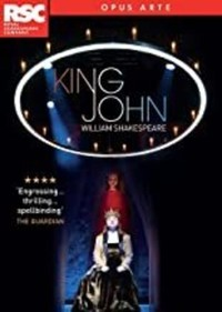 Various Artists - King John (Region A Blu-ray) - Cover