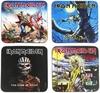 Iron Maiden - Coasters (Set of 4)