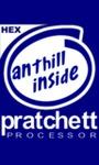 Discworld - Anthill Inside Womens T-Shirt – Navy (Small)