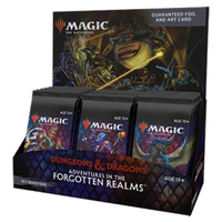 Magic: The Gathering - Adventures in the Forgotten Realms Set Booster (Trading Card Game) - Cover