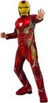 Rubies - Marvel Partytime Costume - Iron Man (Costume) (3-6 years)
