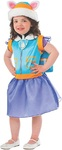 Rubies - Paw Patrol Partytime Costume - Everest (Costume) (3-6 years)