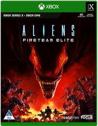 Aliens: Fireteam Elite (Xbox Series X / Xbox One) - Cover