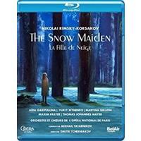 Rimsky-Korsakov / Tatarnikov - Snow Maiden (Region A Blu-ray)