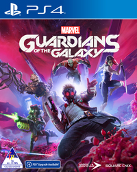 Marvel's Guardians of the Galaxy (PS4)