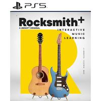 Rocksmith+ Interactive Music Learning - 3 Month Subscription (PS5)