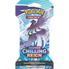 Pokémon TCG - Sword & Shield 6: Chilling Reign - Sleeved Booster (Trading Card Game)