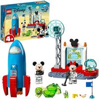 LEGO® - Mickey Mouse & Minnie Mouse's Space Rocket (88 Pieces)