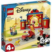 LEGO® - Mickey & Friends Fire Truck & Station (144 Pieces)