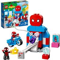 DUPLO® Super Heroes - Spider-Man Headquarters (36 Pieces)