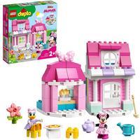 DUPLO® Disney - Minnie's House and Café (91 Pieces)