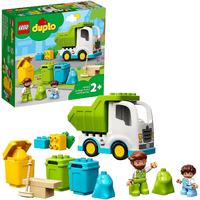 DUPLO® Town - Garbage Truck and Recycling (19 Pieces)