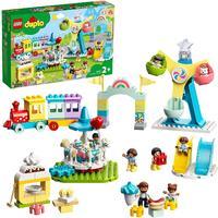 DUPLO® Town - Amusement Park (95 Pieces)