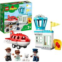 DUPLO® Town - Airplane & Airport (28 Pieces)