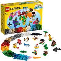 LEGO® Classic - Around the World (950 Pieces)