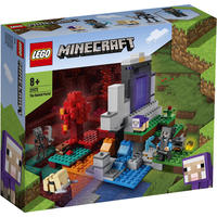 LEGO® Minecraft - The Ruined Portal (316 Pieces)