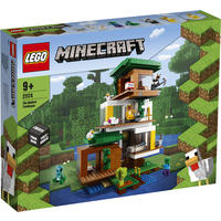 LEGO® Minecraft - The Modern Treehouse (909 Pieces)