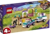 LEGO® Friends - Horse Training and Trailer (148 Pieces)