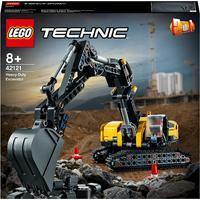LEGO® Technic - Heavy-Duty Excavator (569 Pieces)