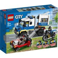 LEGO® City Police - Police Prisoner Transport (226 Pieces)