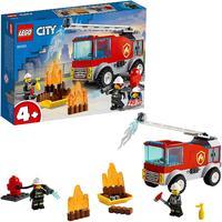LEGO® City Fire - Fire Ladder Truck (80 Pieces)