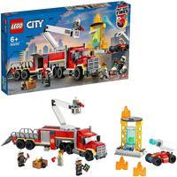 LEGO® City Fire - Fire Command Unit (380 Pieces)
