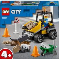 LEGO® City Great Vehicles - Roadwork Truck (58 Pieces)