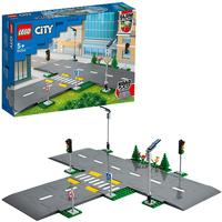 LEGO® City Town - Road Plates (112 Pieces)