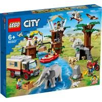 LEGO® City Wildlife - Wildlife Rescue Camp (503 Pieces)