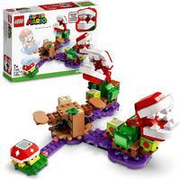 LEGO® Super Mario - Piranha Plant Puzzling Challenge Expansion (127 Pieces)