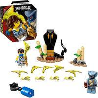 LEGO® Ninjago - Epic Battle Set - Jay vs. Serpentine (69 Pieces)